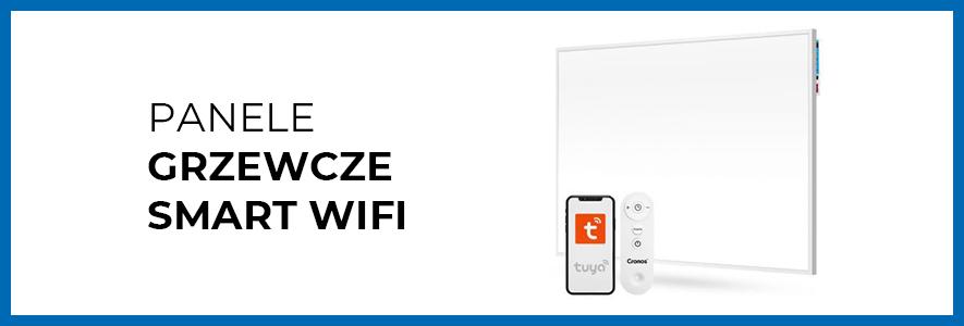 Panele grzewcze Smart Wifi