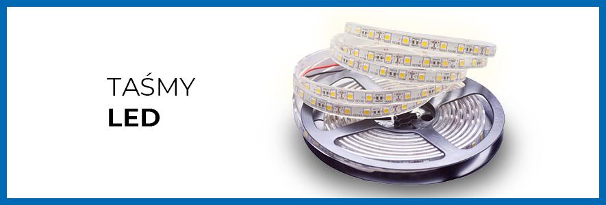 Taśmy LED i akcesoria