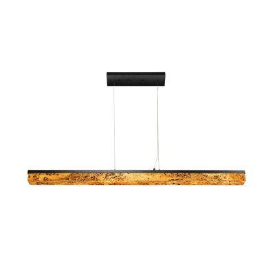 Lampa wisząca Abigali 6602 Marble Stone 607Y 30W 3000K 6 x 6 x 120 cm