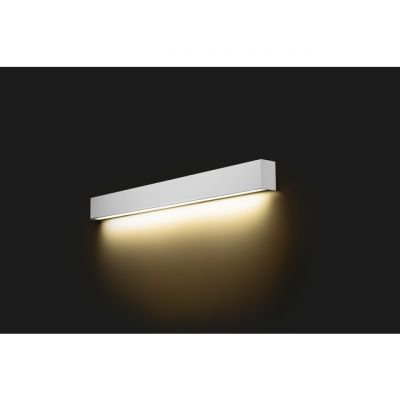 Lampa ścienna Nowodvorski STRAIGHT WALL LED WHITE M