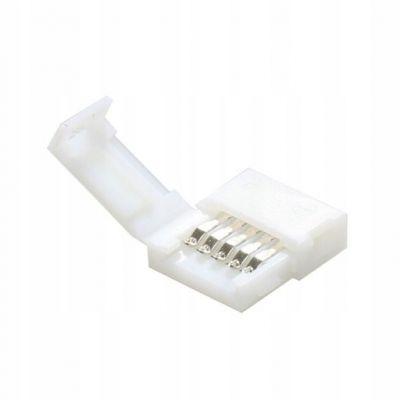 Szybkozłącze taśma LED RGBW 5PIN-5PIN 10MM