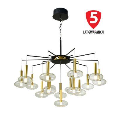 Żyrandol LED Italux PND-42773-16 Hasselt