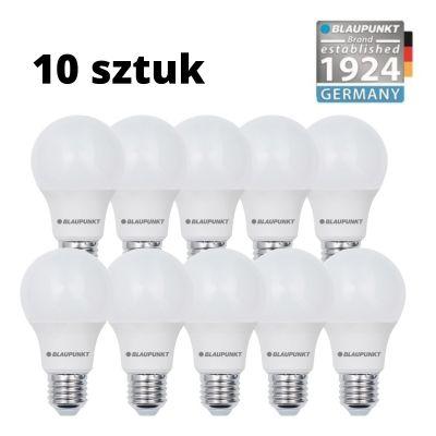 Zestaw 10 szt. - Blaupunkt Żarówki LED E27 8,5W