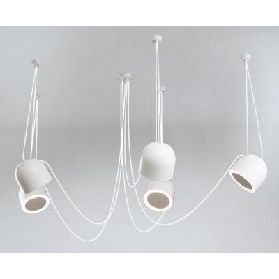 Lampa wisząca Shilo-Dohar 9442/E14/BI Dobo