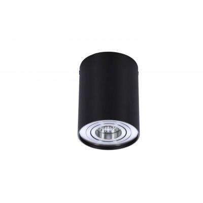 Downlight Azzardo AZ0779 Bross 1 black/aluminium
