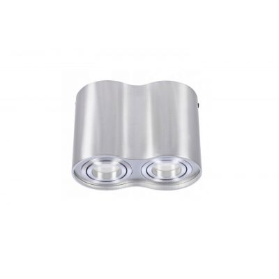 Downlight Azzardo AZ0783 Bross 2 aluminium