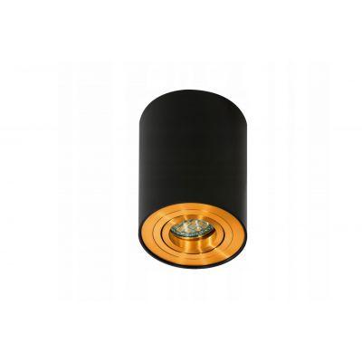 Downlight Azzardo AZ2955 Bross 1 black/gold