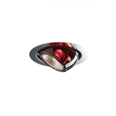 Downlight Fabbian D57F0103 Beluga Colour-Incasso Rosso