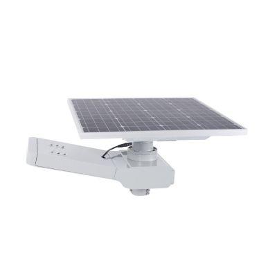 Zestaw solarny Greenie LED 50W - lampa LED, panel i bateria CW