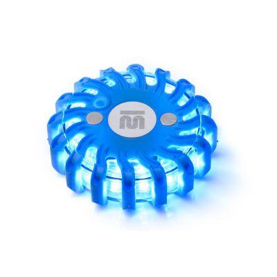 Dysk do sygnalizacji LED Mactronic barwa niebieska