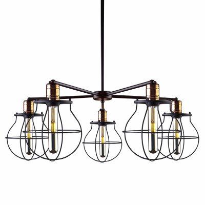 Lampa sufitowa żyrandol Nowodvorski Manufacture