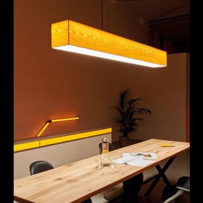 Lampa wisząca LED Wooden SCALE Wi-fi Control