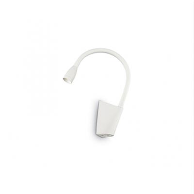 Lampa Ideal Lux Goose AP1 biała