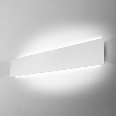 Kinkiet AQForm Smart Panel GL Square LED Wall Biały Struktura