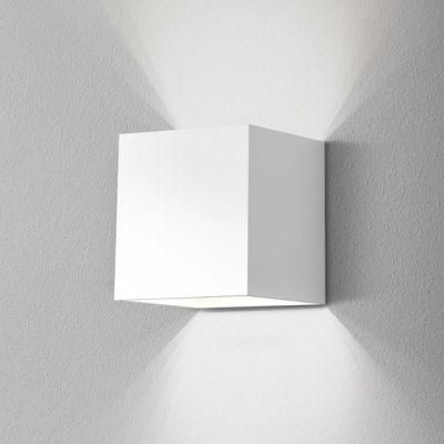 Kinkiet AQForm Maxi Cube LED 230V Wall Biały Mat