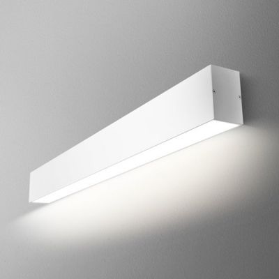 Kinkiet AQForm Set Tru LED Hermetic Wall Biały Struktura