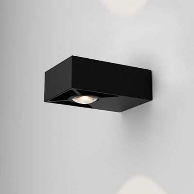 Kinkiet AQForm Golo LED Hermetic Wall Czarny Mat