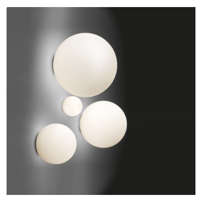 Kinkiet Artemide 1039110A Dioscuri 14