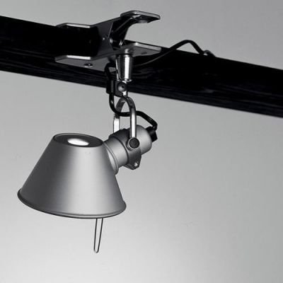 Kinkiet Artemide A0438W00 Tolomeo Micro Pinza LED