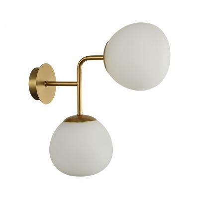 Lampa ścienna Erich Maytoni-MOD221-WL-02-G
