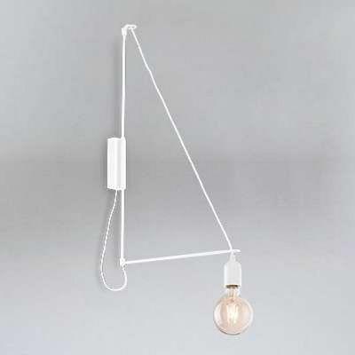 Lampa ścienna Kabe 9017/E27/BI Shilo