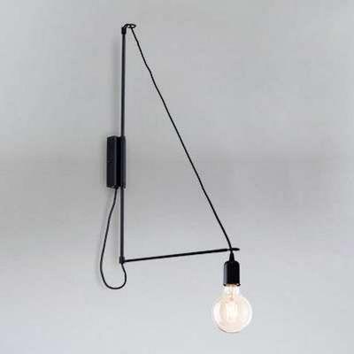 Lampa ścienna Kabe 9017/E27/CZ Shilo