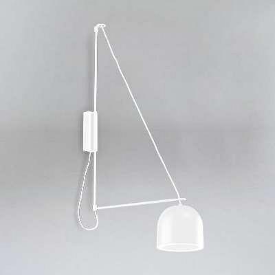 Lampa ścienna Kabe 9018/E14/BI Shilo