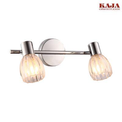 Lampa ścienna Kaja K-8001/2 CHR