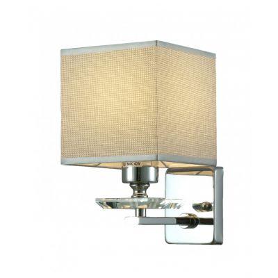 Kinkiet Lumina Deco LDW-17100-1-CHR Liniano W1