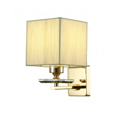 Kinkiet Lumina Deco LDW-17100-1-GD Liniano W1
