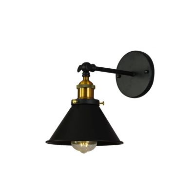 Kinkiet Lumina Deco LDW B005-1 (BK) Gubi W1