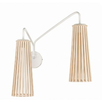Kinkiet Nowodvorski Lighting 9260 Dover White II