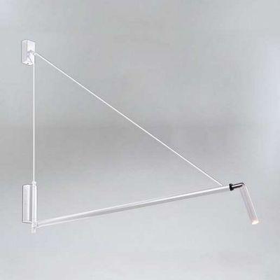Lampa ścienna NURH 9019/G9/BI/BI Shilo