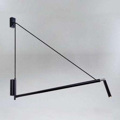 Lampa ścienna NURH 9019/G9/CZ/CZ Shilo
