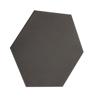Lampa ścienna Zuma Line Sheet Hexagon Wall 20030-BK