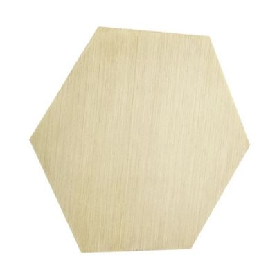 Lampa ścienna Zuma Line Sheet Hexagon Wall 20030-GD