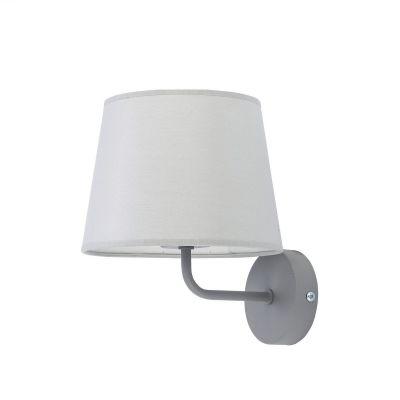 Kinkiet TK Lighting 1880 Maja Grey