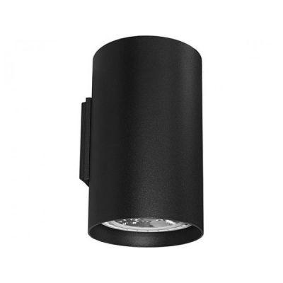 Lampa ścienna Nowodvorski Tube Black 9320
