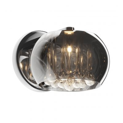 Lampa na ścianę Zuma Line Crystal W0076-01D-F4FZ