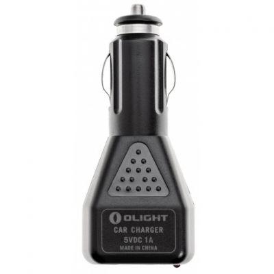 Ładowarka samochodowa USB Olight