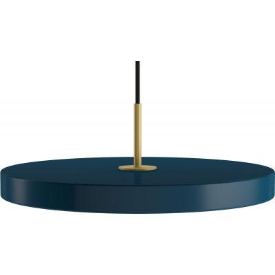 Lampa wisząca Asteria Petrol Blue 2154 Umage