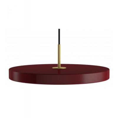 Lampa wisząca Asteria Ruby Red 2155 Umage