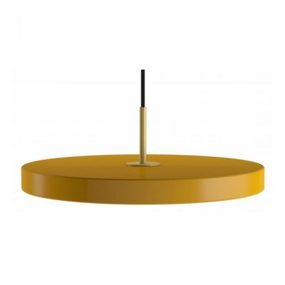 Lampa wisząca Asteria Saffron Yellow 2156 Umage