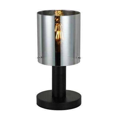 Lampa biurkowa Italux TB-5581-1-BKSG Sardo