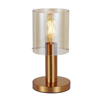 Lampa biurkowa Italux TB-5581-1-BROAMB Sardo