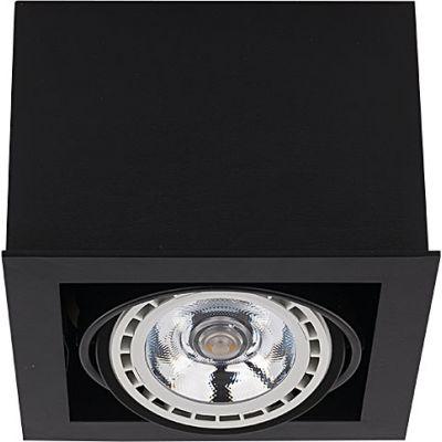 Spot BOX ES111 black I 9495 Nowodvorski Lighting