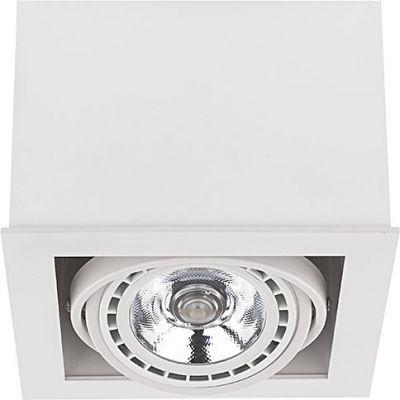 Spot BOX ES111 white I 9497 Nowodvorski Lighting