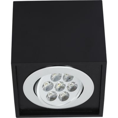 Lampa Nowodvorski BOX LED black