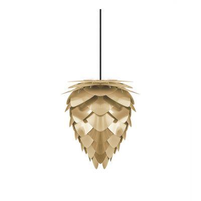 Lampa Conia Brushed Brass 2095 Umage + zawieszenie w komplecie