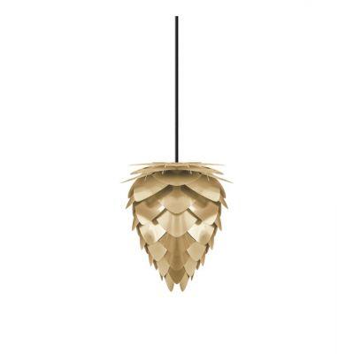 Lampa Conia Brushed Brass Mini 2096 Umage + zawieszenie w komplecie